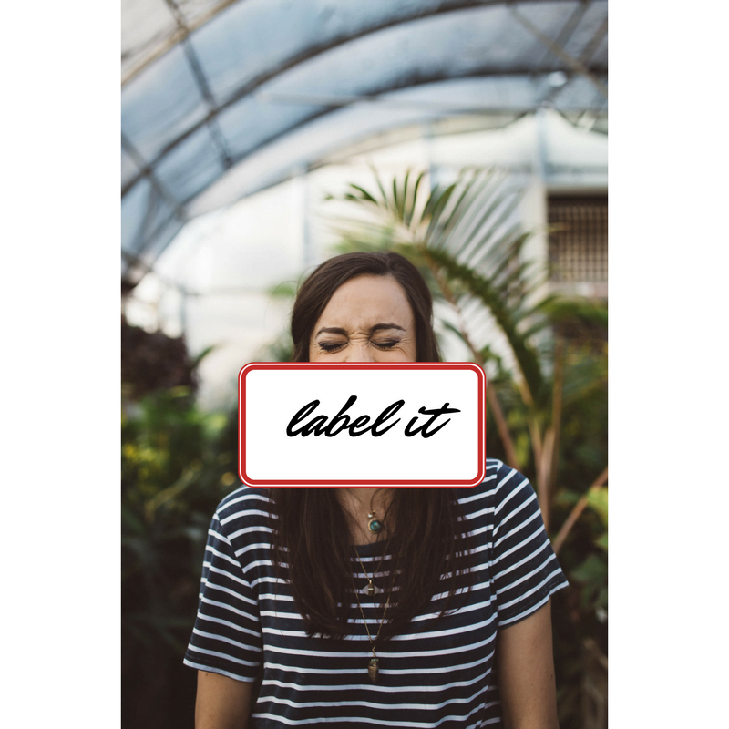 Does Labelling You Actually Help You?