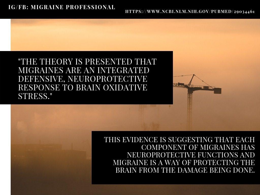 Status migrainosus intractable migraines