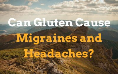 Can gluten cause migraines and headaches?