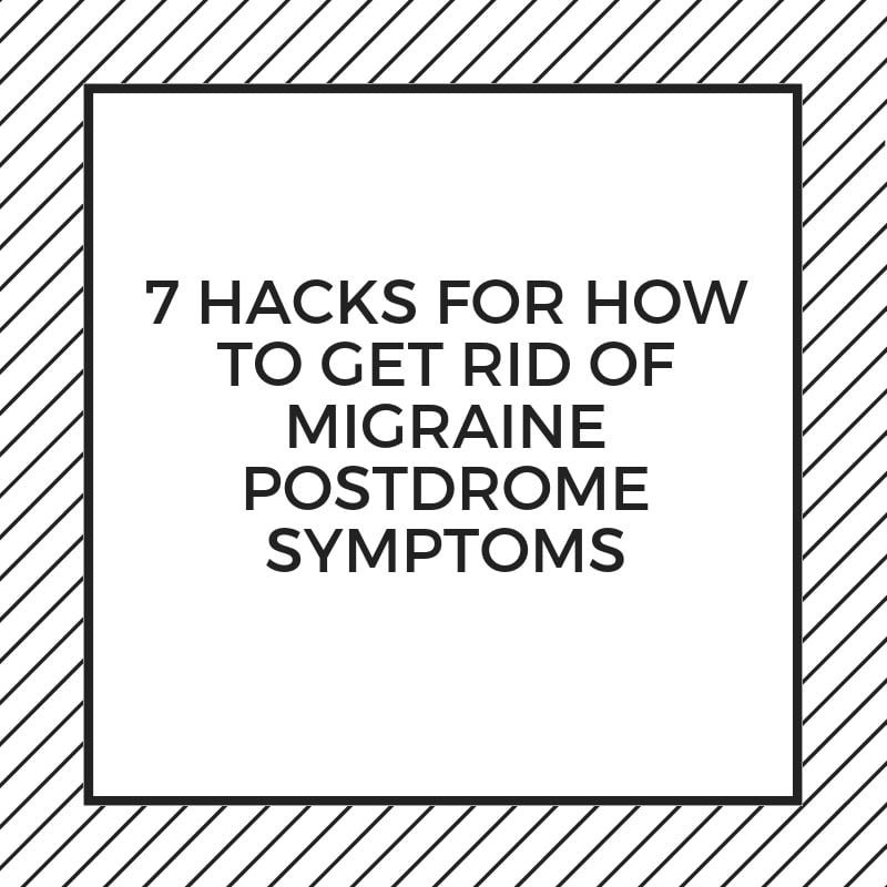 Migraine Postdrome Symptoms