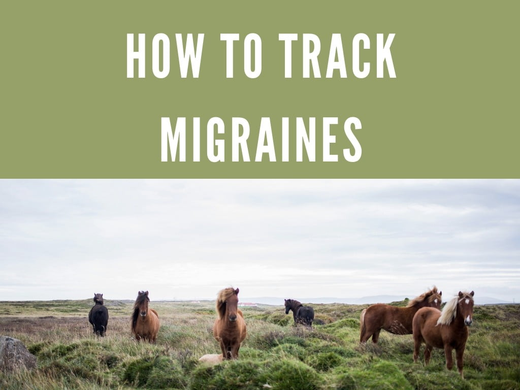 How to Track Migraines