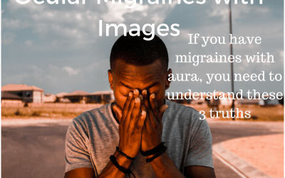 3 Truths of frequent ocular migraines with images
