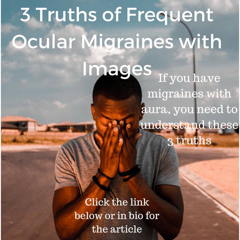 3 Truths of frequent ocular aura migraines with images