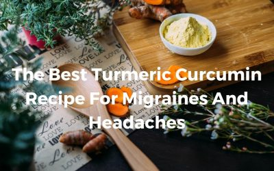 Turmeric Curcumin For Migraines and Headaches