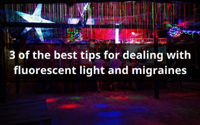 3 Best fluorescent light sensitivity with migraines and headaches tips