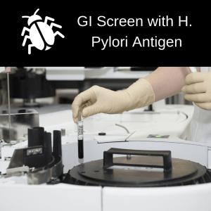 GI Screen with H. Pylori Antigen
